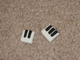 Piano Keys by Menouthys