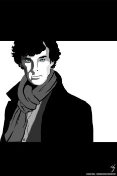 Sherlock by shadowqueen16