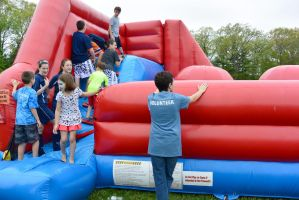 Medway Founder's Day Fun, Bouncy Excitement 4 by Miss-Tbones