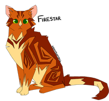 Firestar by thecatsshoes