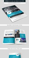 Business Brochure Template Bifold by renefranceschi
