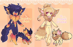 .:CLOSED:. Wingu Collab with catfinches by ValyrianAdopts