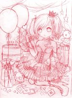 A Loli Birthday by Kaiwi