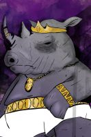 The Goosemother Scroll: The Rhinoceros King by katytowell
