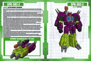Scorponok Personal Notes by Tf-SeedsOfDeception