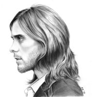Jared Leto profile (Up In The Air) by Skylark6277