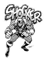 The Shocker by LostonWallace