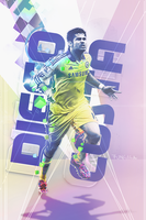 Diego-costa by fungila