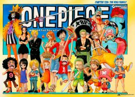 One Piece Young and New Mugiwares :D by Naruke24