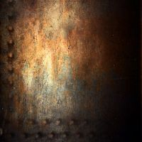 Rusty Bolted Texture 01... by the-night-bird