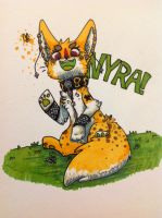 Another Badge by Nyyra
