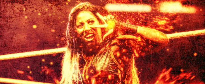 Ember moon banner by lextragon