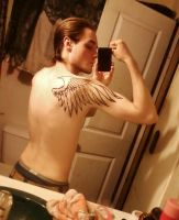 wings - a future tattoo by horror-lover