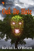 eBook Cover: Oak Do Hate by TeamGirl-Differel