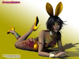 Akane Bunny by AOdendhal