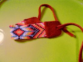 Native American Bracelet for a Friend by kayanah