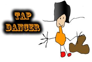 Tap Dancer by neromike
