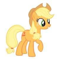 Applejack by DWeegee