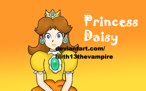 Princess Daisy by Lilith13thevampire