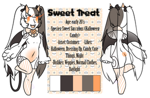 Sweet Treat Reference by LovelessKia