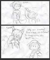 Xam Bday Comic Part Two of More than Two by SmilehKitteh