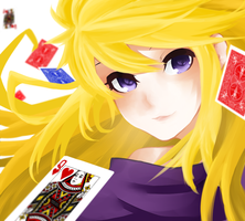 The Queen Of Hearts by Poichanchan