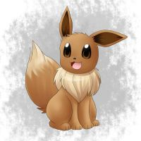 133 Eevee by Jojodear