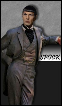 Spock by Linstock