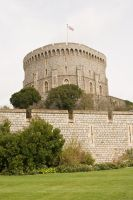 Windsor Castle Stock 6 by Sheiabah-Stock