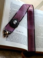 Victorian Bookmark by Nya99
