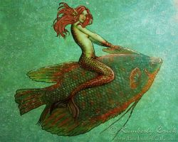 This is how we roll - Mermaid by enchantedgal