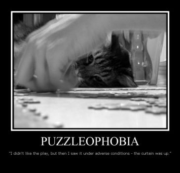 Puzzleophobia by AliceDeviant