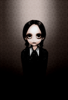 Addams Family - Wednesday by out69