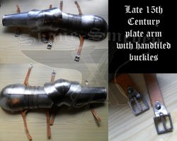 Late 15th Cneury arm by Skane-Smeden