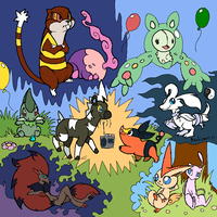 Generation 5 COLOR ME - by Bestary