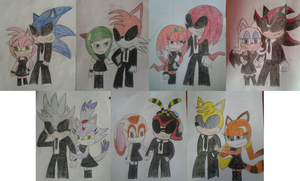 Sonic Couples Bad Version by ameth18