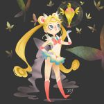 Sailor moon by Roy-Flowers