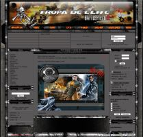 Clan Site :Battlefield 2 theme by ghost557755