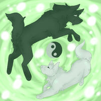 [ The yin to my yang ] by DancingWithDreams