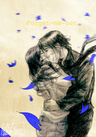 Forget-me-not by Estherrulez