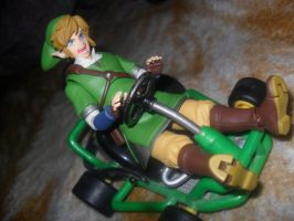 Link's Kart by sephyma-jones