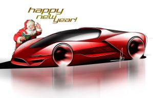 Happy New Year. by Samirs