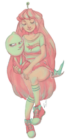 palette 4 pb and lemongrab by Deserea-Q