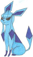 Glaceon by KsNandS