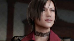 Resident Evil Damnation Ada Wong by Grichu-Ada-Kinney