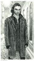 Aidan Turner as Mitchell in Being Human Series 2 by shuckaby