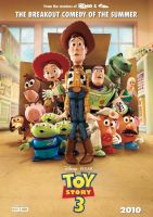 Toy Story 3 poster by jihef03