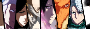 Bleach | Gotei 13 | Collab by 132Jester