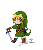 Link as Ed as Link or Not by Trinity630