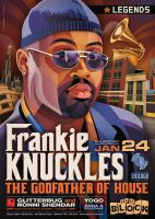 Legends: Frankie Knuckles by prop4g4nd4